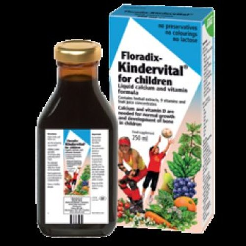 Floradix - Kindervital For Children Fruity Formula