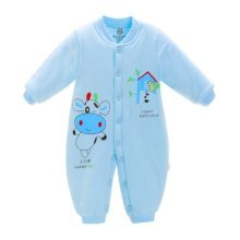 Baby Winter Soft Clothings Comfortable and Warm Winter Suits, 61cm/E