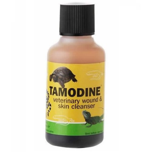 Vetark Tamodine Wound Cleanser 50ml