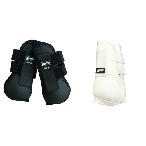 Roma Open Front Boots