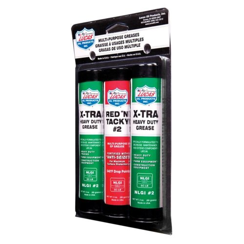 Grease Pack Red N Tacky & XTRA HD 85g
