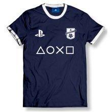 Playstation FC Playstation Club Logo T-Shirt