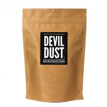 """Devil Dust - Extra Spicy Seasoning & BBQ Rub - """"Makes Meat Devilishly Delicious"""" - Large Pack (225g)"""