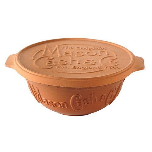 Mason Cash 33 x 33 x 16 cm Terracotta Bread Baking Set