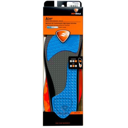 Sofsole Insoles Airr (Mens UK Size 7-8)