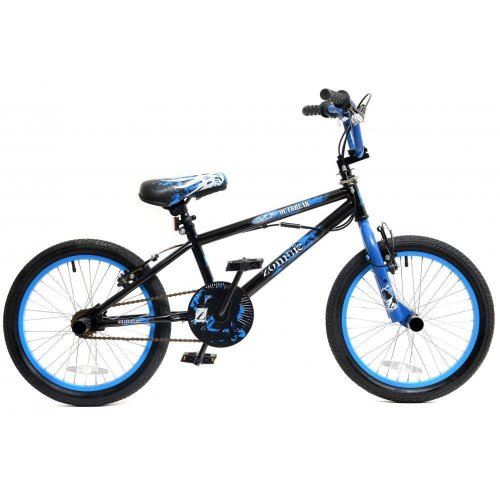 "Zombie Outbreak Boys Kids Freestyle BMX Bike 18"" Wheel Giro 360 Stunt Pegs"