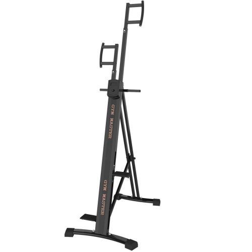 GYM MASTER Heavy Duty Vertical Climber Machine With Monitor