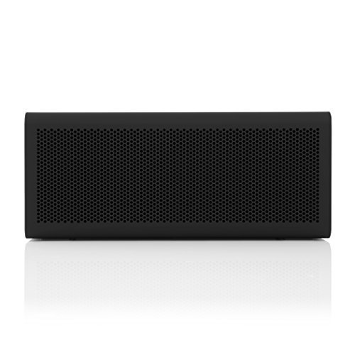 BRAVEN 805 Portable Wireless Bluetooth Speaker 18 Hours Playtime Built In 4400 mAh Power Bank Charger BlackBlack