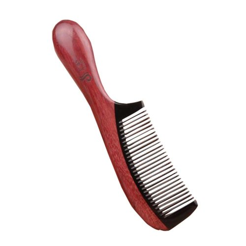 Handmade Natural Wood Healthy Comb Nice Gift for Parents