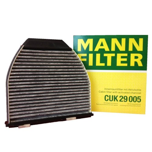 Mann Filter CUK5480 Cabin Air Filter