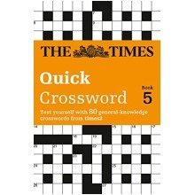The Times Quick Crossword Book 5: Bk. 5