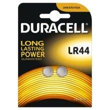 2 x Duracell LR44 1.5V Alkaline Button cell Batteries LR44 A76 AG13 357 SR44
