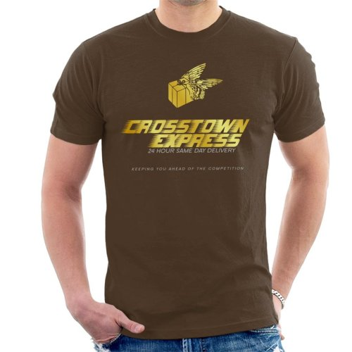 Crosstown Express Delivery Se7en Men's T-Shirt