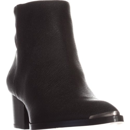 Calvin Klein Jeans Narice Ankle Boots, Black, 3 UK