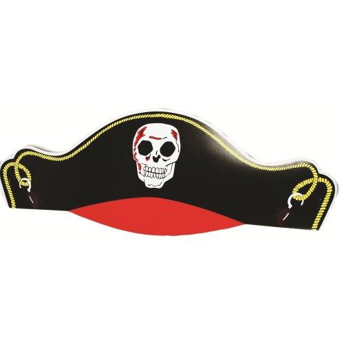 12 Pirate Hats