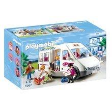 PLAYMOBIL Hotel Shuttle Bus