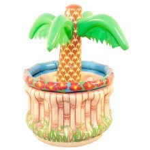 Inflatable Palm Tree Cooler - Party Drinks Decoration -  party inflatable palm tree cooler drinks decoration