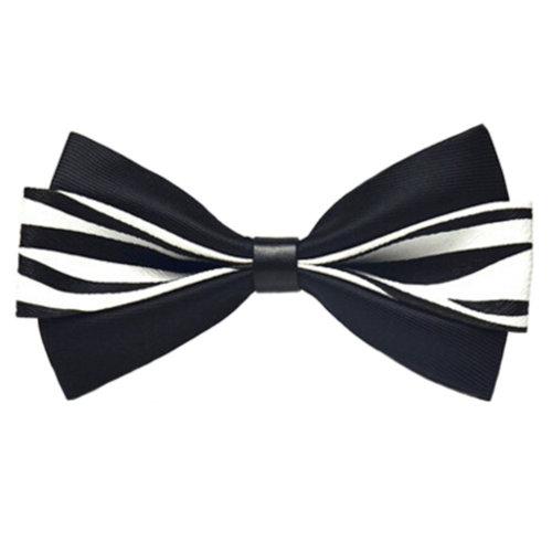 Classic Wedding Party Self Bow Tie Formal Neck Bowtie Necktie NO.06