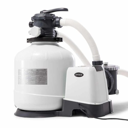 Intex 3200gph Sand Filter & Pump