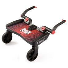 Lascal Buggyboard Maxi (red)