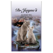 Dr. Jayne's Complete Cat Food Pouch 500g