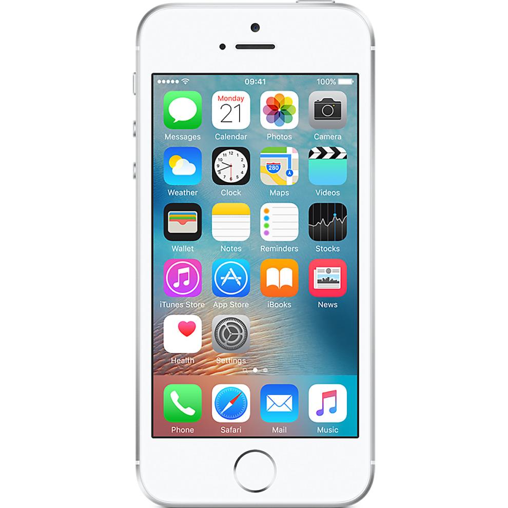 Vodafone, 16GB Apple iPhone SE - Silver